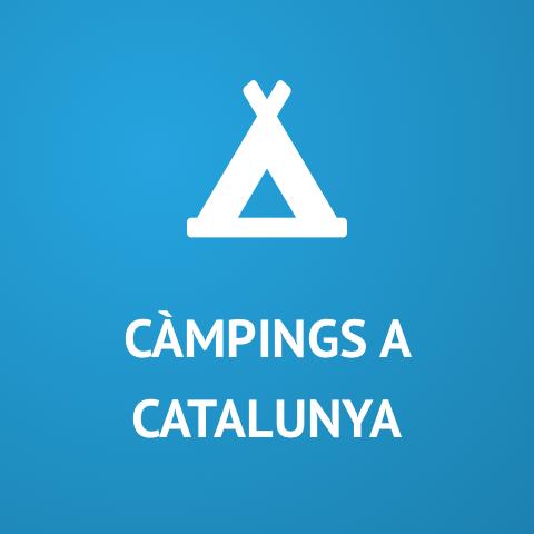 Càmpings a Catalunya